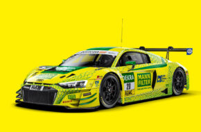 Luci Trefz Christopher Haase MONTAPLAST by Land-Motorsport Audi R8 LMS GT3