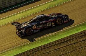 Henrique Chaves Miguel Ramos Teo Martin Motorsport McLaren 720S GT3 International GT Open Barcelona