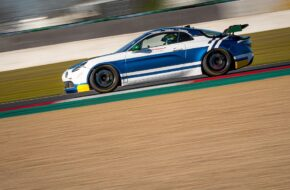 Vincent Beltoise Loris Cabirou Classic and Modern Racing Alpine A110 GT4