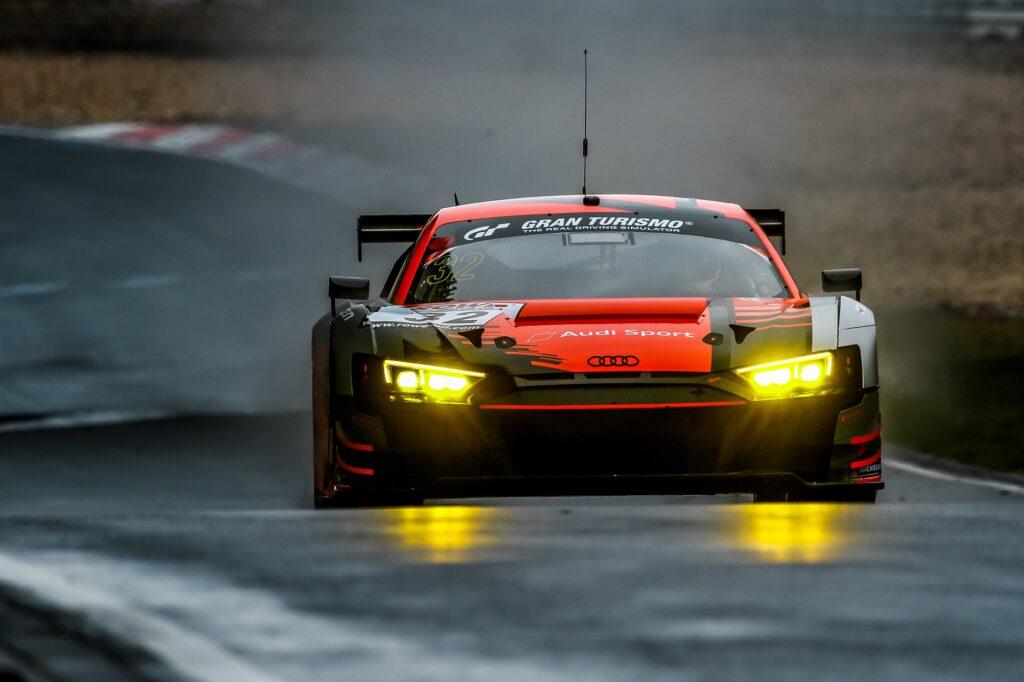 Markus Winkelhock Audi Sport Team Car Collection Audi R8 LMS GT3 Nürburgring Langstrecken-Serie Nürburgring-Nordschleife