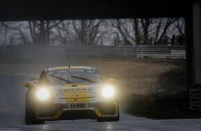 Iceman Carsten Palluth Tobias Wahl Black Falcon Team Textar Porsche 718 Cayman GT4 Clubsport MR Nürburgring Langstrecken-Serie Nürburgring-Nordschleife
