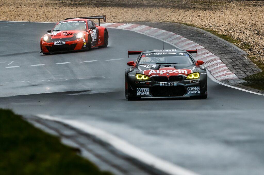 Järg Müller Mario von Bohlen Sami-Matti Trogen Walkenhorst Motorsport BMW M6 GT3 Nürburgring Langstrecken-Serie Nürburgring-Nordschleife