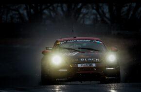 Fabio Grosse Thorsten Wolter Patrik Grütter G-Tech Competition Porsche 718 Cayman GT4 Clubsport MR Nürburgring Langstrecken-Serie Nürburgring-Nordschleife