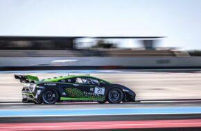 François Grimm Boutsen Ginion Racing Lamborghini Gallardo GT3 R-EX