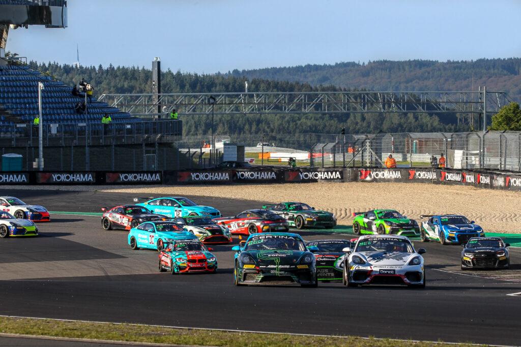 GT4 European Series Nürburgring