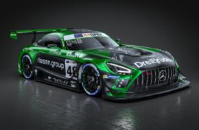 Markus Sattler Nico Bastian WINWARD Racing Mercedes-AMG GT3 International GT Open
