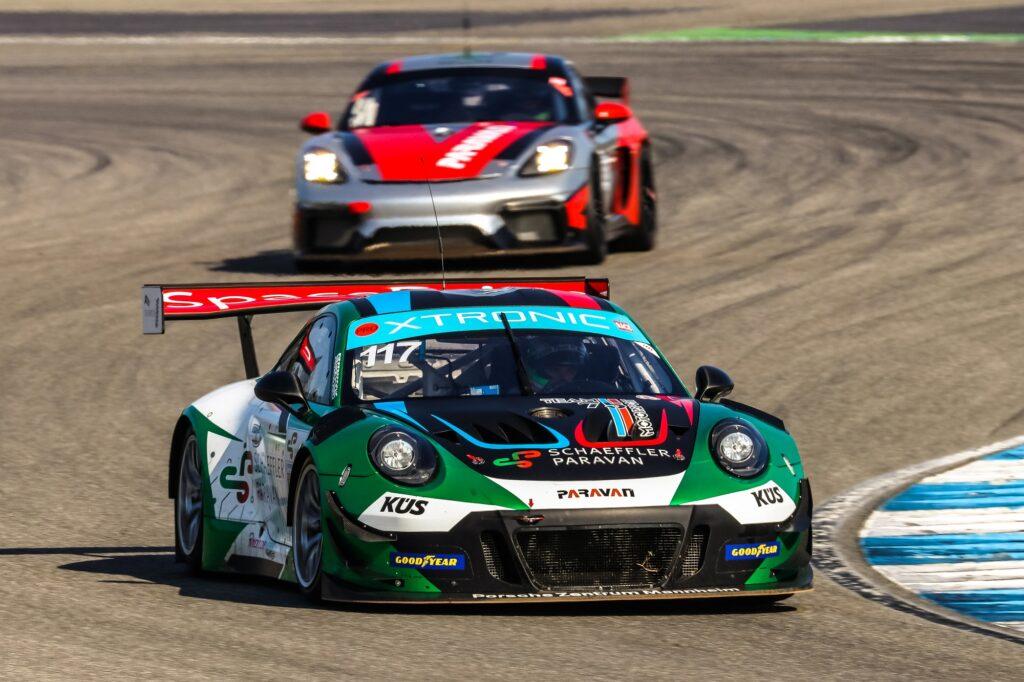 KÜS Team Bernhard Porsche 911 GT3 R GTC Race