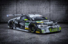 Patric Niederhauser Jusuf Owega Phoenix Racing ADAC GT Masters