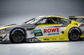 Timo Glock ROWE Racing BMW M6 GT3