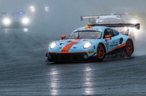 Michael Christensen Richard Lietz Kevin Estre GPX Racing Porsche 911 GT3 R Blancpain GT Series Endurance Cup 24h Spa