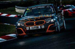 Philipp Stahlschmidt Christopher Rink Adrenalin Motorsport BMW 330 Nürburgring Langstrecken-Serie Nürburgring-Nordschleife