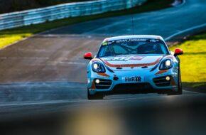 PROsport Racing Porsche Cayman