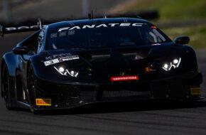 Andrea Caldarelli Jordan Pepper K-PAX Racing Lamborghini Huracan GT3 GT World Challenge America Sonoma
