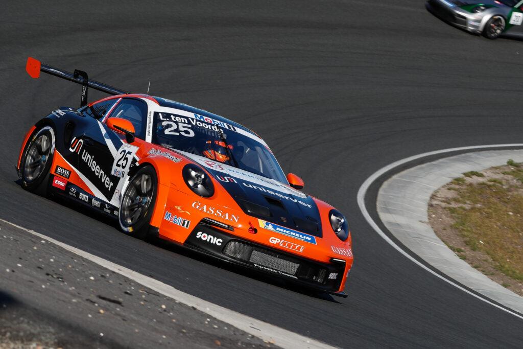 Larry ten Voorde GP Elite Porsche 911 GT3 Cup Porsche Supercup Zandvoort