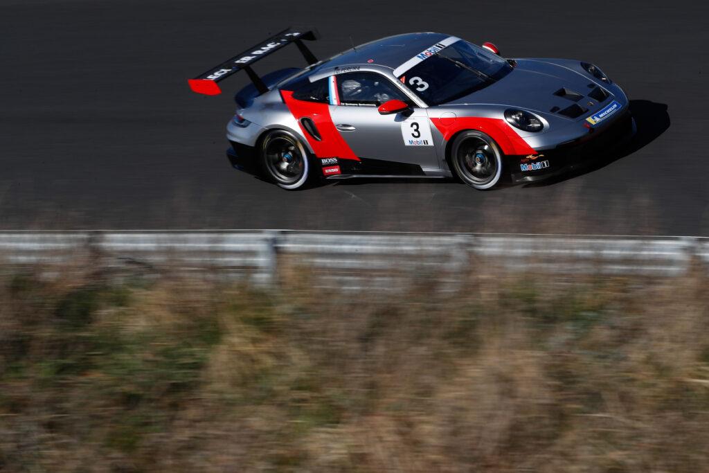 Dylan Pereira Lechner Racing Porsche 911 GT3 Cup Porsche Supercup Zandvoort