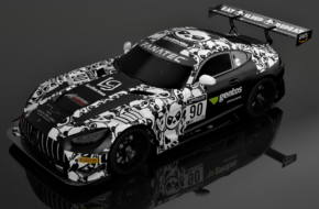 Madpanda Motorsport Mercedes-AMG GT3