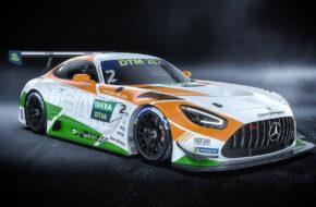 Arjun Maini GetSpeed Performance Mercedes-AMG GT3 DTM