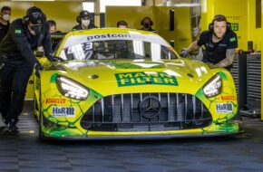 Maximilian Buhk Raffaele Marciello MANN-FILTER Team Landgraf – HTP WWR Mercedes-AMG GT3 ADAC GT Masters Oschersleben