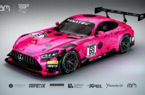 Rob Collard Sam De Haan Callum Macleod RAM Racing Mercedes-AMG GT3 GT World Challenge Europe