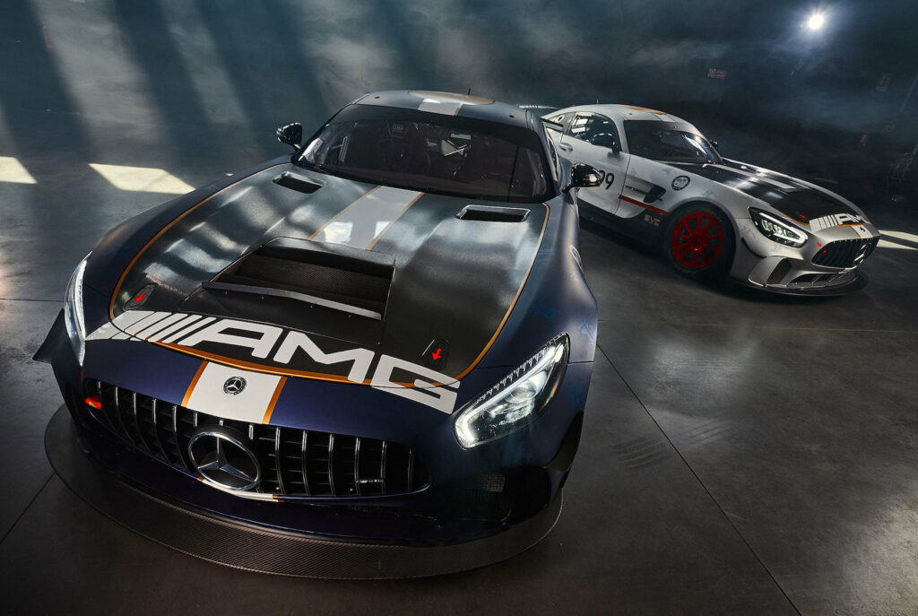 Trivellato Racing by Villorba Corse Mercedes-AMG GT4