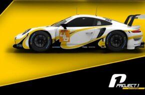 Axcil Jefferies Anders Buchardt Dennis Olsen Project 1 Porsche 911 RSR