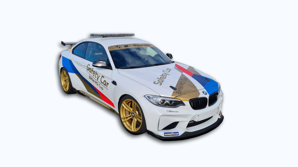 Safety-Car BMW M2 Cup