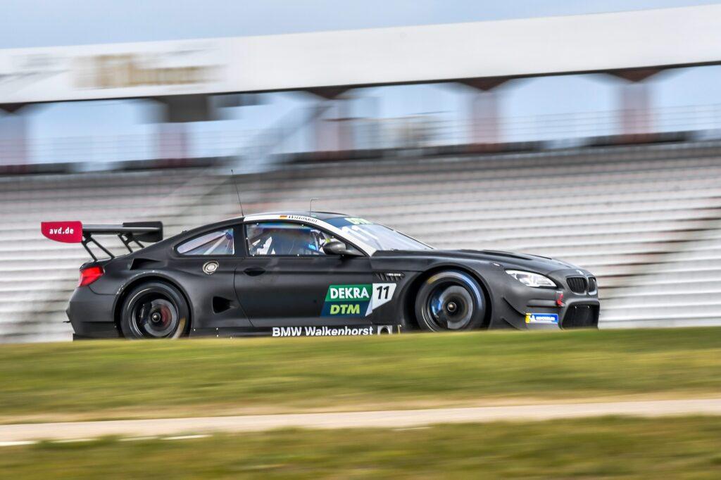 Marco Wittmann Walkenhorst Motorsport BMW M6 GT3 DTM Hockenheim