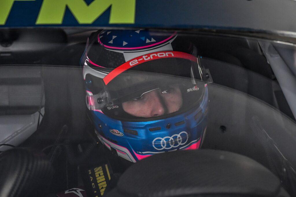 Kelvin van der Linde Abt Sportsline Audi R8 LMS GT3 DTM Hockenheim