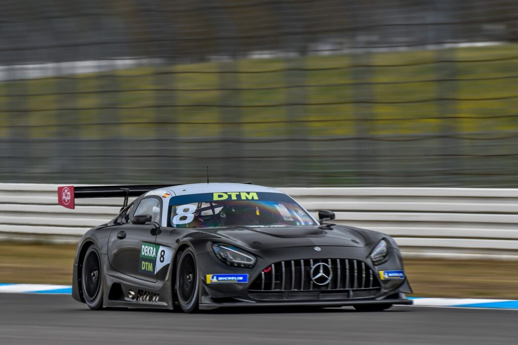 Daniel Juncadella GruppeM Racing Mercedes-AMG GT3 DTM Hockenheim