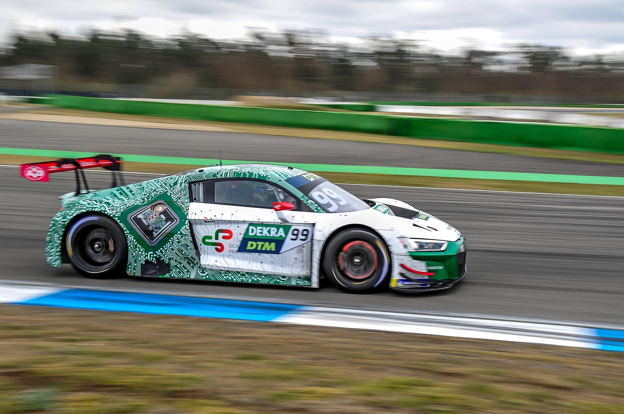 DTM Test Hockenheim 07.04.2021 - gt-place.com