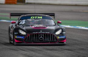 Maximilian Götz Haupt Racing Team Mercedes-AMG GT3 DTM Hockenheim