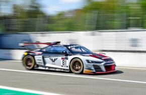 Bert Longin Peter Guelinckx PK Carsport Audi R8 LMS GT2 GT2 European Series Monza