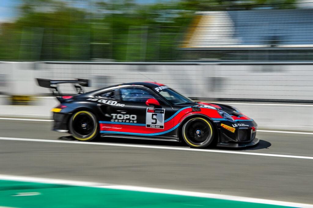 Michael Vergers Aurelijus Rusteika Speed Factory Racing Porsche 911 GT2 RS Clubsport GT2 European Series Monza
