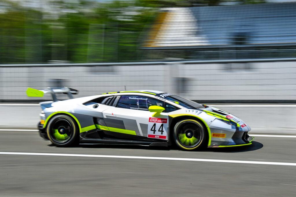 Joseph Collado Patrick Zamparini SVC Sport Management Lamborghini Huracan Super Trofeo GT2 GT2 European Series Monza