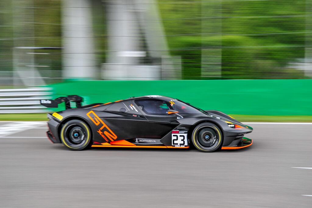 Peter Kox Rupert Atzberger True Racing KTM X-Bow GT2 GT2 European Series Monza