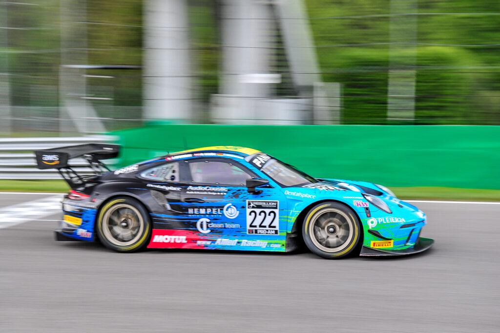 Jan Kasperlik Nicolas Schöll Julien Apotheloz Allied-Racing Porsche 911 GT3 R GT World Challenge Europe Endurance Cup Monza