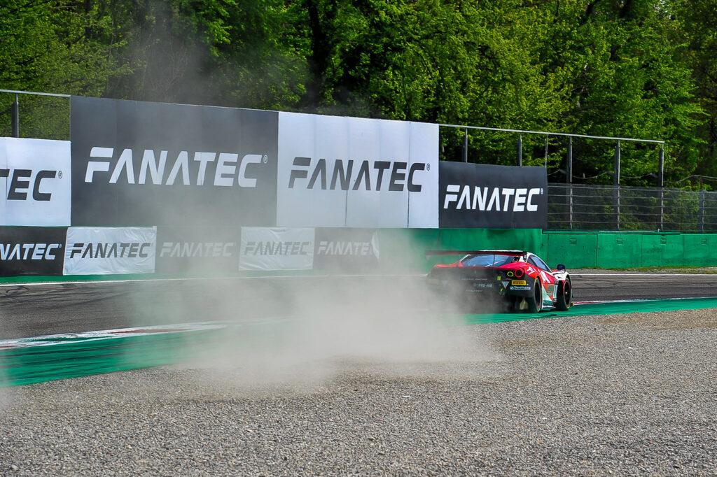 Tim Kohmann Francesco Zollo Giorgio Roda Kessel Racing Ferrari 488 GT3 GT World Challenge Europe Endurance Cup Monza