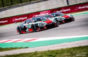 Team Rosberg Audi R8 LMS GT3