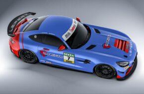 Marc de Fulgencio Robin Falkenbach Leipert Motorsport Mercedes-AMG GT4