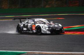 Gianluca Giraudi Ricardo Sánchez Lucas Légeret Dempsey-Proton Racing Porsche 911 RSR FIA WEC Spa