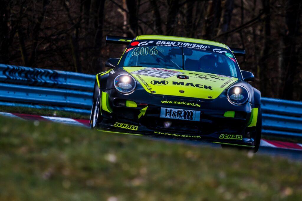 Ralf Schall Porsche 911 GT3 Cup Nürburgring Langstrecken-Serie Nürburgring-Nordschleife