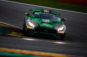 Willem Meijer Esteban Muth Selleslagh Racing Team Mercedes-AMG GT4 GT4 European Series Spa Francorchamps