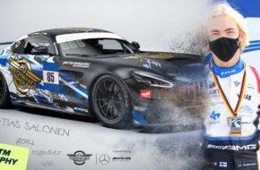 Matias Salonen CV Performance Group Mercedes-AMG GT4