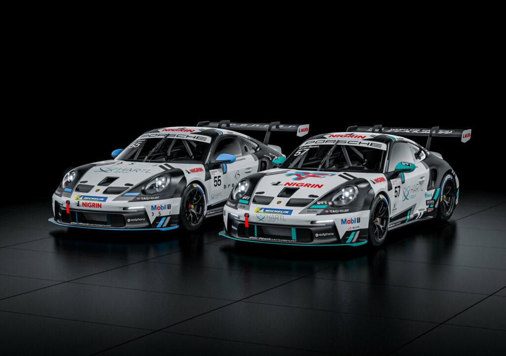 CarTech Motorsport Porsche 911 GT3 Cup Porsche Carrera Cup