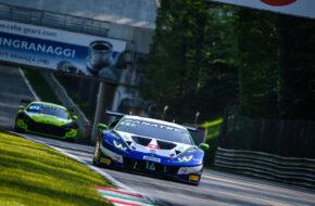 Ricardo Feller Rolf Ineichen Aley Fontana Emil Frey Racing Lamborhini Huracan GT3 GT World Challenge Europe Endurance Cup Monza