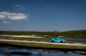 Moritz Wiskirchen Phil Hill Allied-Racing Porsche 718 Cayman GT4 Clubsport MR ADAC GT4 Germany Oschersleben
