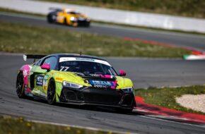 Jan Philipp Springob John Paul Southern T3 Motorsport Audi R8 LMS GT4 ADAC GT4 Germany Oschersleben