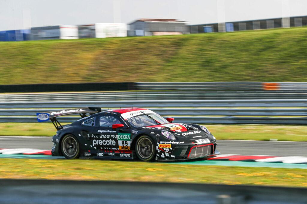Robert Renauer Sven Müller Precote Herberth Motorsport Porsche 911 GT3 R ADAC GT Masters Oschersleben