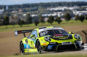 Michael Ammermüller Christian Engelhart SSR Performance Porsche 911 GT3 R ADAC GT Masters Sachsenring
