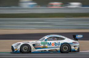 Dorian Boccolacci Mick Wishofer Zakspeed Mercedes-AMG GT3 ADAC GT Masters Oschersleben